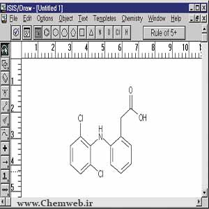 Download ISIS Draw 2.5 Chemical Structure Drawing