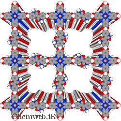 Electron conduction in two dimensional covalent organic frameworks