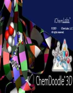 ChemDoodle 3D v2.0.1 Win/Linux/Mac