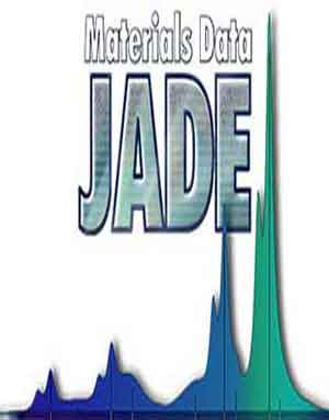 Download MDI JADE 6.5 XRD Analysis