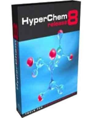 Download HyperChem 8.0.10 + Crack
