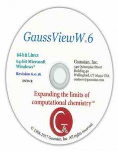 Download GaussView 6.0.16 Linux + Windows