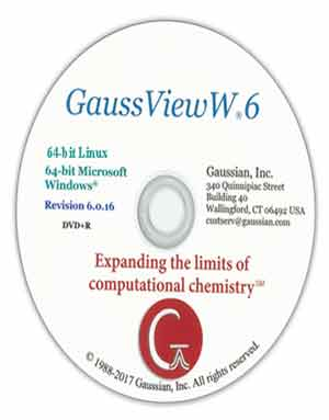 Download GaussView 6.0.16 Linux + Windows
