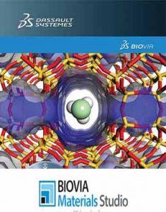 Download DS BIOVIA Materials Studio 2017