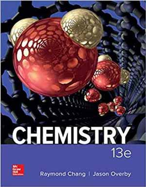 Chemistry 13th Edition by Raymond Chang