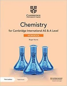 Download Cambridge International AS & A Level Chemistry Workbook with Digital Access 3rd Edition