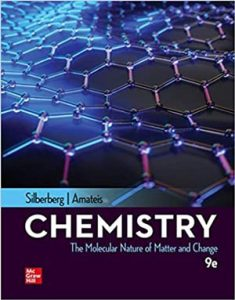 Download Chemistry: The Molecular Nature of Matter and Change 9th Edition
