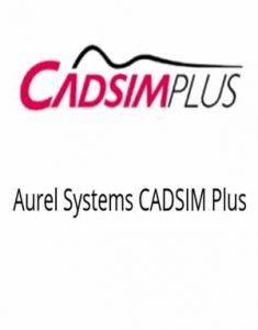 Download Aurel Systems CADSIM Plus v3.2.2