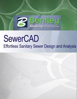 Download Bentley SewerCAD CONNECT Edition v10.01.01.04