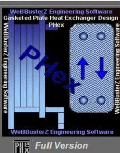 Download Gasketed Plate Heat Exchanger Design v6.0