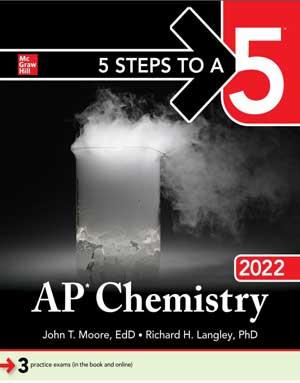 Downoad 5 Steps to a 5: AP Chemistry 2022