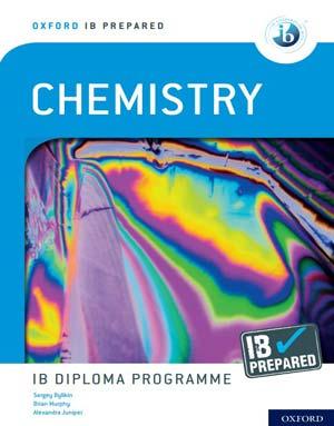 Download Oxford IB Diploma Programme IB Prepared: Chemistry